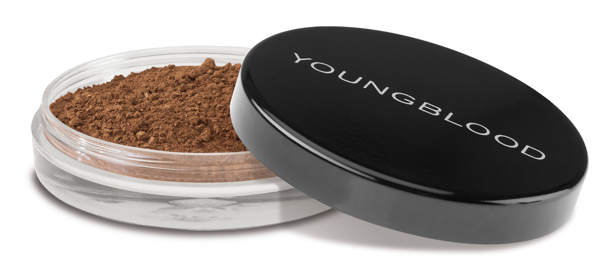 Youngblood | Natural Loose Mineral Foundation | Hazelnut
