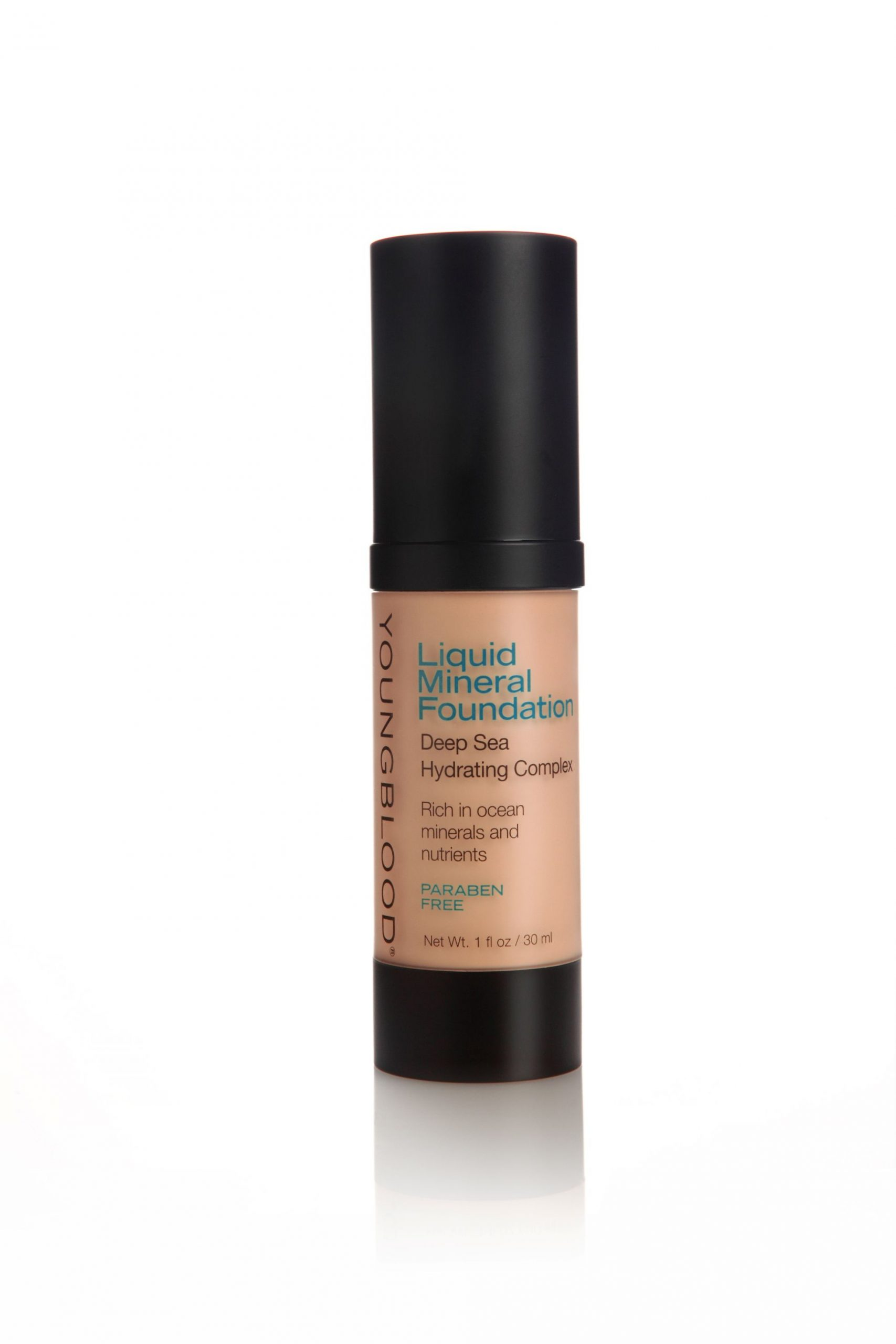 Youngblood | Liquid Mineral Foundation | Sand