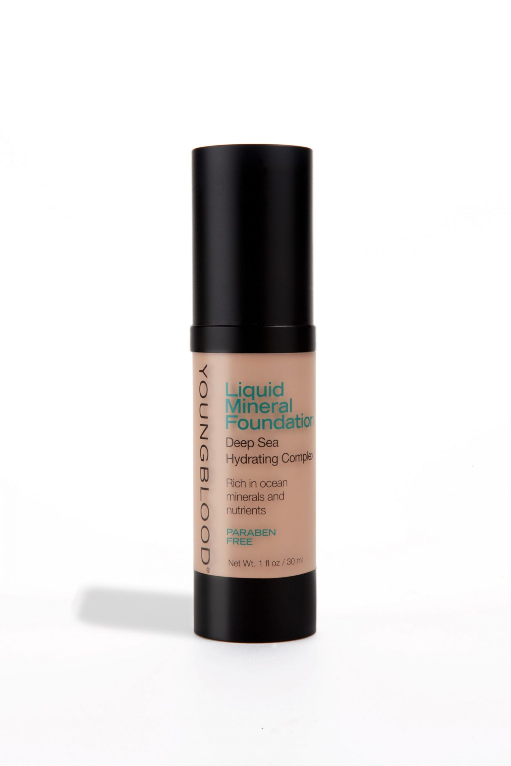 Youngblood | Liquid Mineral Foundation | Sun Kissed